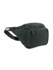 Dickies Square Pocket Fanny Pack - Black