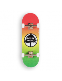 Berlinwood Fingerboard Complete - BW Rasta