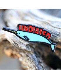 Undialed Pin - Narwhale