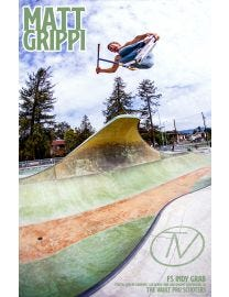 TV Matt Grippi Poster V2