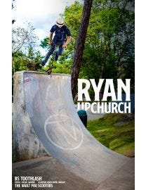 TV Ryan Upchurch Poster V2
