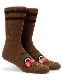 Toy Machine Socks - Poo Poo Head