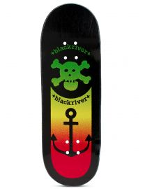 Berlinwood Fingerboard Deck - BR Anker Rasta