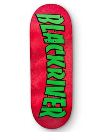 Blackriver Fingerboard Deck - Blackriver Thrasher