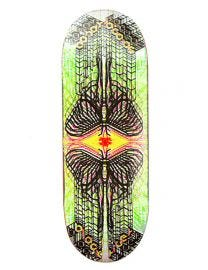 Berlinwood Fingerboard Deck - Candy Psyfly