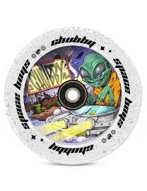 Chubby SpaceBoys Alien Wheel