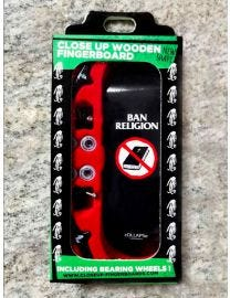 Close Up Fingerboard Complete - Ban Religion