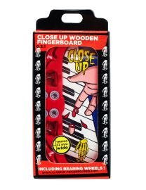 Close Up Fingerboard Complete - Piano Keyboard