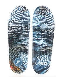 Footprint Gamechangers Flat 5mm Insoles - Colours Collective Camo