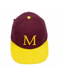 Mokovel Red and Yellow Snapback Hat