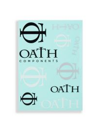 Oath Sticker Sheet