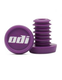ODI Plastic Bar End - SINGLE