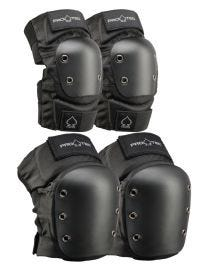 Pro-Tec Knee/Elbow Pad Set