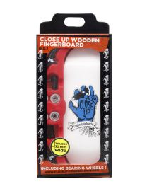 Close Up Fingerboard Complete - Riding Hand