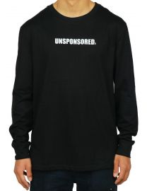 TV Unsponsored Longsleeve Youth T-Shirt