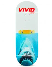 VividWood Jaws Fingerboard Deck