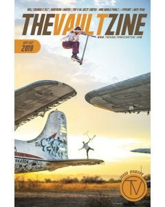 The Vault Zine Issue 14