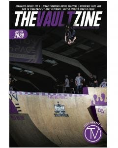 The Vault Zine Issue 15