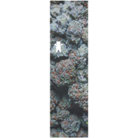 Grizzly Kush Cut Out Indica Goofy Griptape