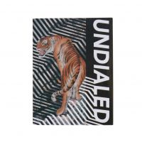Undialed Sticker - Japanese Tiger