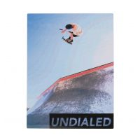 Undialed Sticker - Clayton Flair