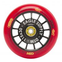 Eagle Supply DTM Radix Wheel - Red