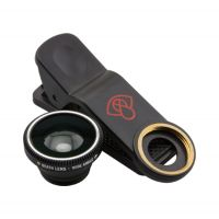 Death Lens Clip on Wide Angle