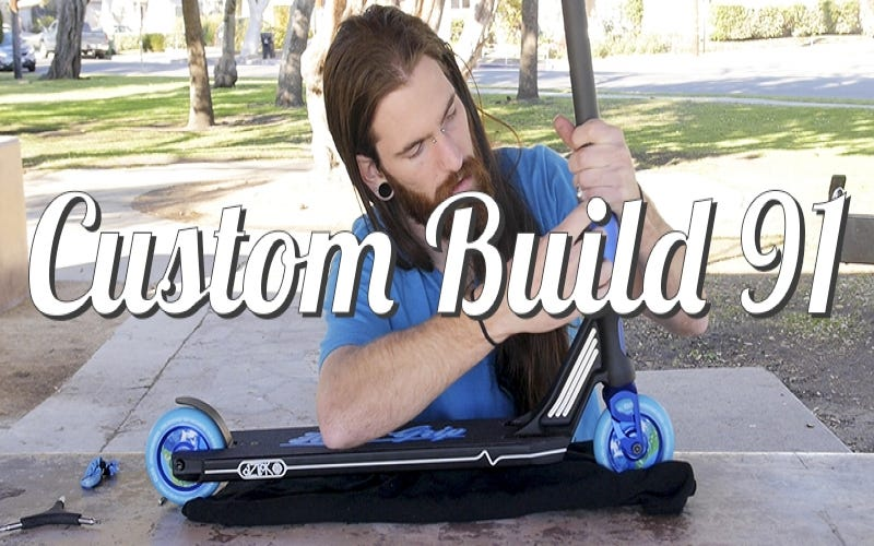 Custom Build #91 | The Vault Pro Scooters