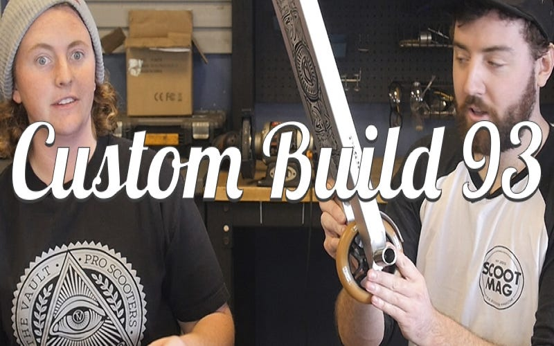 Custom Build #93 | The Vault Pro Scooters