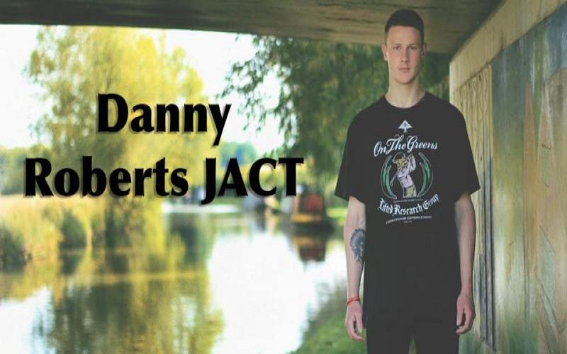 Danny Roberts JACT | The Vault Pro Scooters
