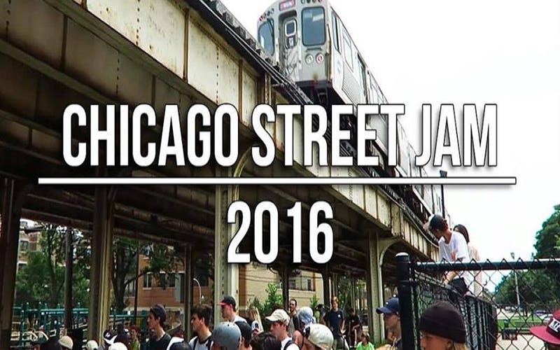 Chicago Street Jam 2016 | The Vault Pro Scooters