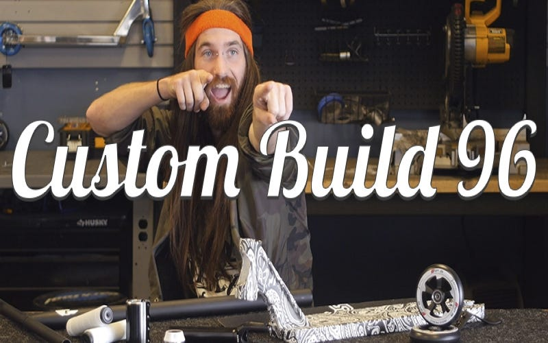 Custom Build #96 | The Vault Pro Scooters