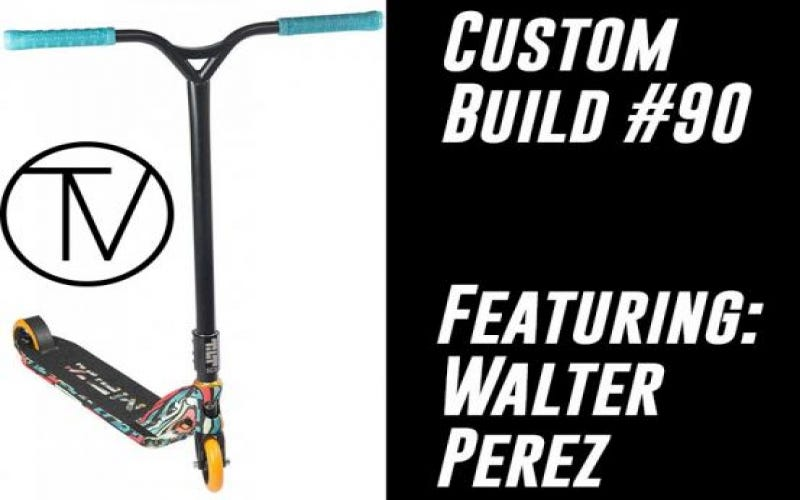 Custom Build #90 | The Vault Pro Scooters