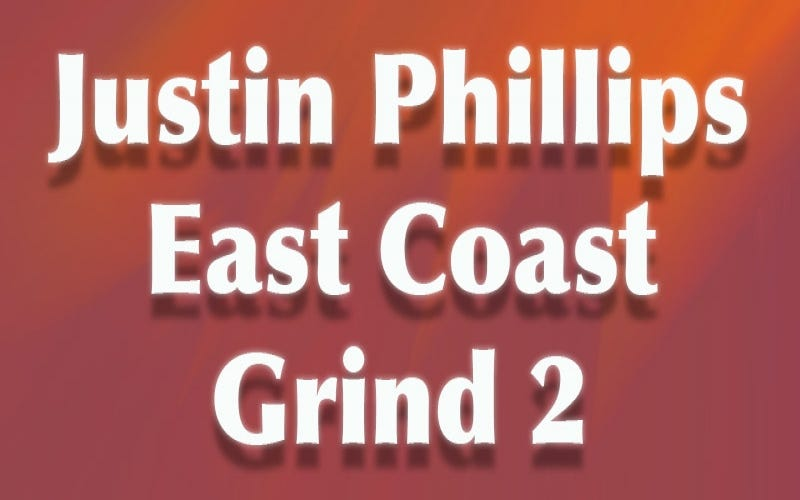 Justin Phillips East Coast Grind 2 | The Vault Pro Scooters