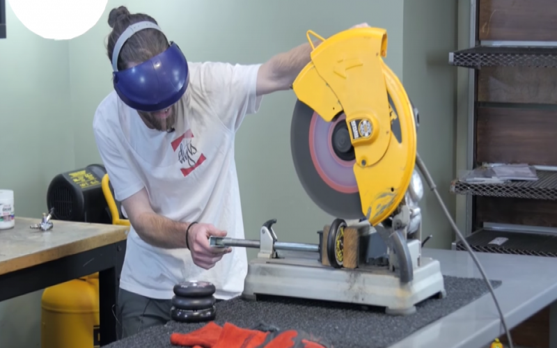 New Video: Cutting Hollow Core Wheels
