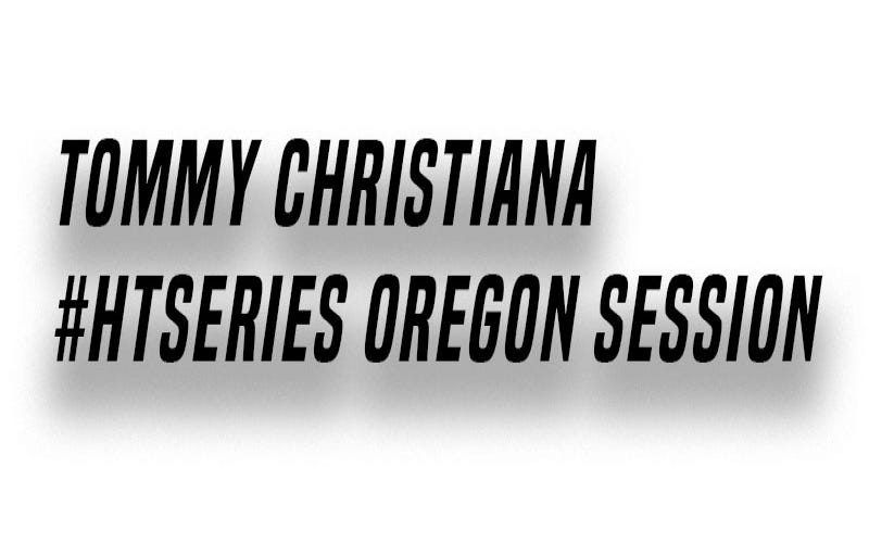 Tommy Christiana #HTSeries Oregon Session   The Vault Pro Scooters