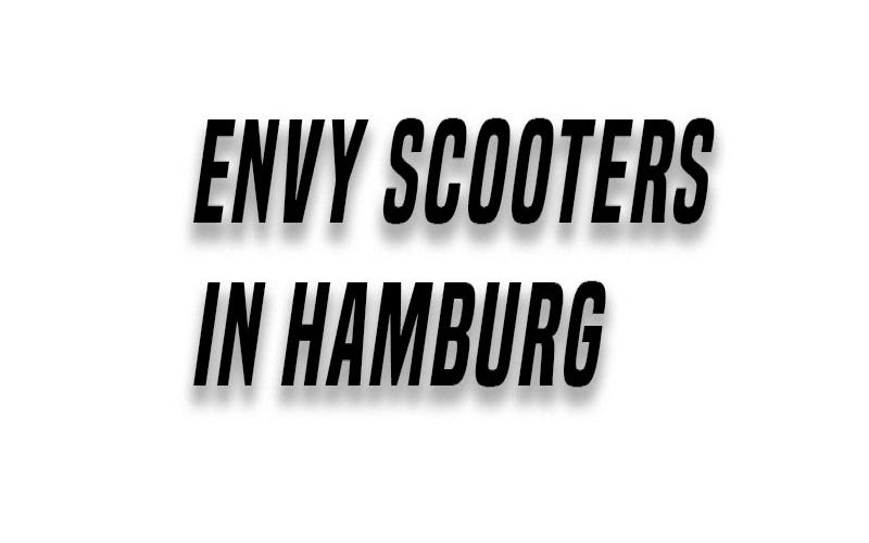 Envy Scooters in Hamburg   The Vault Pro Scooters