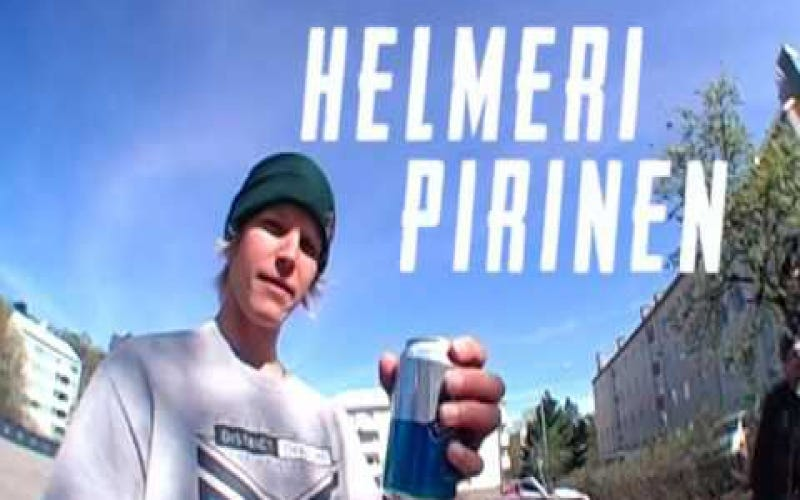 Helmeri Pirinen Welcome To River Wheel Co. | The Vault Pro Scooters