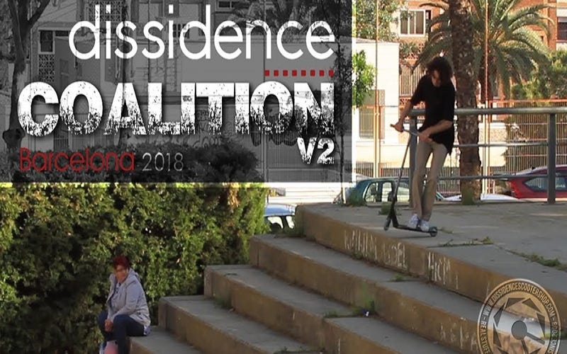 Dissidence Coalition V2: Winning Video