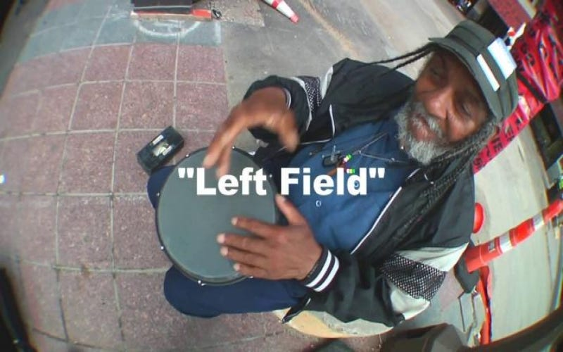 Left Field | The Vault Pro Scooters