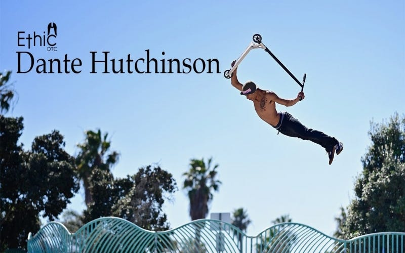 Video Review: Ethic - Dante Hutchinson, Welcome to the Family