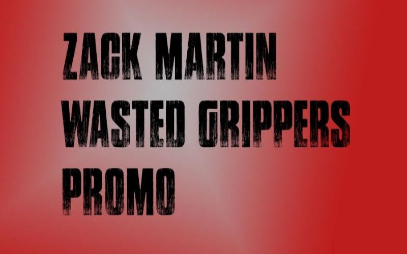 Zack Martin Wasted Grippers Promo | The Vault Pro Scooters