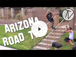 The Vault Does Arizona - AZ Road Trip │ The Vault Pro Scooters