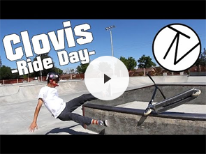 Clovis Ride Day │ The Vault Pro Scooters